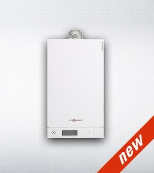 Vitodens 100 w gas condensing boiler for Viessmann vitodens 100 prezzo
